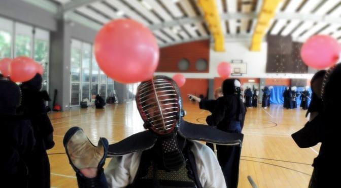 赤心館2014強化合宿-西貢夏之陣 影片追加